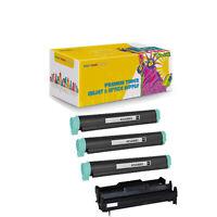 Compatible 42103001 42102801 3 x Toner + Drum Cartridge for Okidata B4100 B4200