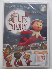 Brand New/Factory Sealed-The Elf on the Shelf Presents: An Elf's Story DVD