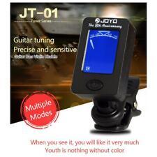Acoustic Guitar Tuner Ukulele Violin Bass Universal Sensitive to sound check