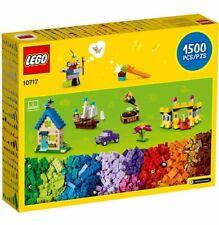 New 2019 🔥 LEGO Classic 10717 Bricks 1500 Pieces Building Blocks Sealed🔥