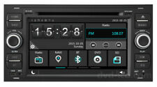 Car Radio Stereo DVD Player GPS Navigation For Ford Focus Fiesta Fusion Transit
