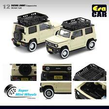 ERA Car 1/64 Suzuki Jimny 4x4 #12 (Cappuccino)