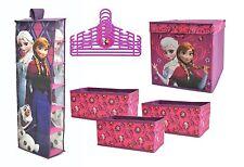 Disney® Frozen Closet Organization Set - Multi-Colored (10-Piece) Toy Box - M...