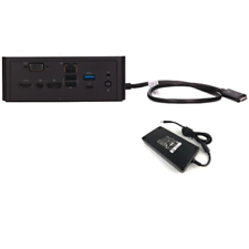 Dell TB16/K16A Thunderbolt/USB C Business Dock with 240W Adapter
