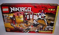 LEGO 2520 Ninjago Battle Arena 14 Weapons Dragon Ninja Exclusive LE New Sealed