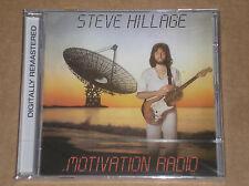 STEVE HILLAGE - MOTIVATION RADIO - CD + BONUS TRACKS SIGILLATO (SEALED)