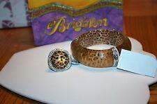 and bracelet Nwt Brighton Trinity ring 5
