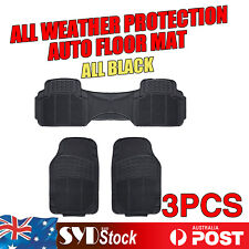 For Hyundai Getz Tucson Accent Rubber Auto Floor Mat Prevents Mud Snow Water 3x