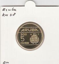 Aruba 5 florin 2007 BU - KM38