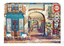NEW EDUCA Puzzle 4000 Tiles Pieces Adult Jigsaw Le Petit Cafe 18014