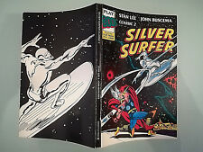 PLAY PRESS  CLASSIC 2 -  MARVEL - SILVER SURFER - PLAY BOOK  N° 9  1991 -  4/18
