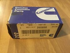 Genuine Cummins Bypass Valve Body 205666