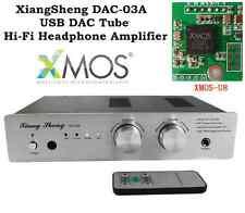 XiangSheng DAC-03A XMOS USB DAC Tube Audio Decoder Headphone Amplifier 24bit192K