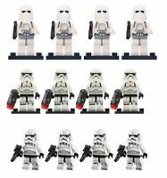 Stormtrooper Minifigure Army Custom Lego Star Wars Rebels Minifig Multiple Qtys