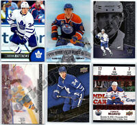 2017-18 TIM HORTONS UD FINISH YOUR SET SALE!! YOU PICK SINGLES OR SETS LOTS Mint