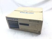 New listing Onkyo Dxc390 6 Disc Cd Changer,Black