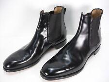 ALL SAINTS SPITALFIELDS JOSEPH CHEANEY & SONS BLACK ANKLE BOOTS SHOES MEN'S 43 F