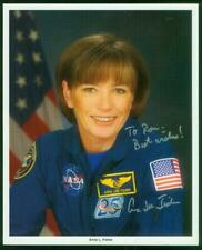 NASA, 8x10 photo, Signed-Autographed by Astronaut Anna L. Fisher, Discovery