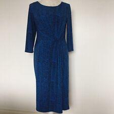 Planet Ladies Wrap Style Dress Size 10