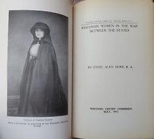WISCONSIN WOMEN IN THE WAR - ETHEL HURN - CIVIL WAR