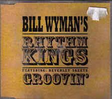 Bill Wyman-Groovin cd maxi single