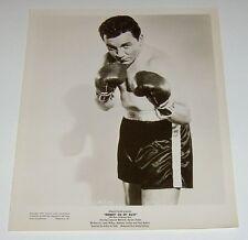Cameron Mitchell Boxer Vintage Publicity Original Still Monkey On My Back 1957