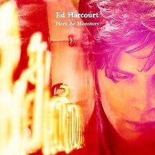 Here Be Monsters by Ed Harcourt (CD, Mar-2002, Capitol)