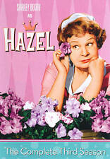 Hazel: The Complete Third Season 3 (DVD, 2012, 4-Disc Set)