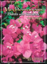 Mediterranean Plants & Gardens-ExLibrary
