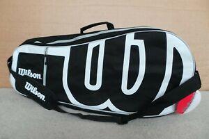 Wilson Tennis Racket Kit Bag WRZ881200 NEW