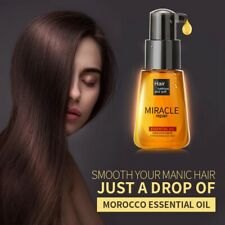 Morocco Argan Oil Hair Care Essence Nourishing Repair Damaged Split Hair Frizzy