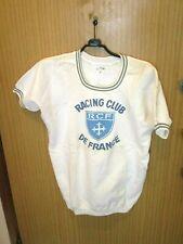Veste Survetement porté RACING CLUB DE FRANCE PARIS VOLLEY BALL Annee 70 maillot