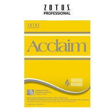 ZOTOS Beauty Salon Acclaim Extra Body Acid Perm For Normal Tinted Hair HP-40718