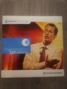 "❌ Sennheiser EW 100 G2 Bundle Funkmikro SKM 100 + Bodypack SK 100 + 19"" Rahmen"