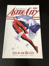 ASTRO CITY LIFE IN THE BIG CITY Kurt Busiek Anderson Book 1 OOP Paperback NEW