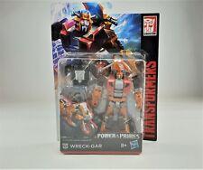 Transformers Power of the Primes Wreck-Gar MISB MOC