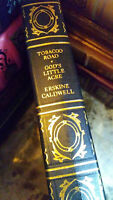 TOBACCO ROAD GODS LITTLE ACRE Erskine Caldwell International Collectors Library