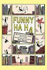 Funny Ha, Ha by Paul Merton Book The Cheap Fast Free Post