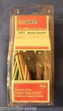 JEEP CHEROKEE 1991 - 1996 ~ Plug & Play Trailer Connector Kit ~ # 70019
