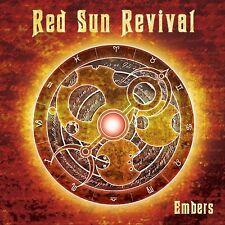 RED SUN REVIVAL Embers (EP) CD 2014