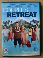 Couples Retreat DVD 2009 Adult Holiday Paradise Comedy w/ Vince Vaughn