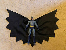 Batman Arkham Asylum Video Game Batman #1 action figure DC Direct  Custom cape
