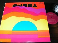 Omega same/unique rda COMPILATION LP 1972 Amiga 855282
