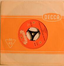 """ALFRED HAUSE - UNTER DER ROJAS LINTERNA POR PAULI Single 7"""" (i 756)"""
