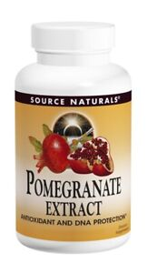 Pomegranate Extract 500mg Source Naturals, Inc. 120 Tabs