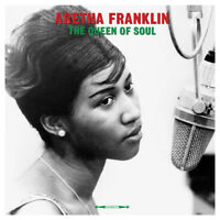 Aretha Franklin - The Queen Of Soul (180g Vinyl LP) NEW/SEALED