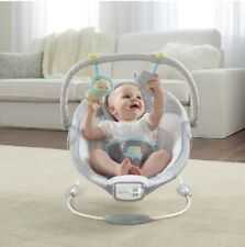 Baby Cradling Bouncer with Musical Vibration Rocker Seat for Infant Chair Swing