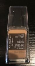 COVERGIRL FULL SPECTRUM MATTE AMBITION FOUNDATION FS200 MEDIUM COOL 1 Free Ship