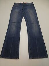 Guess Womens Size 27 Boot Cut Blue Jeans Good Condition