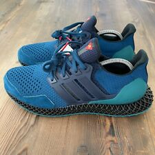 SOLD OUT adidas Ultra 4D Packer Shoes Size 11 - FY4363 Blue/Collegiate Navy/Teal